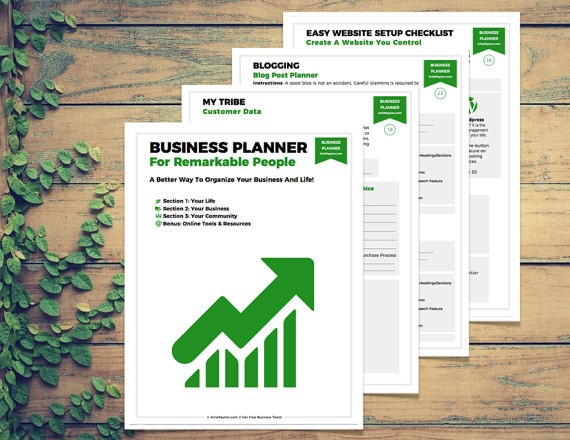 Business Planner - [Click Image]