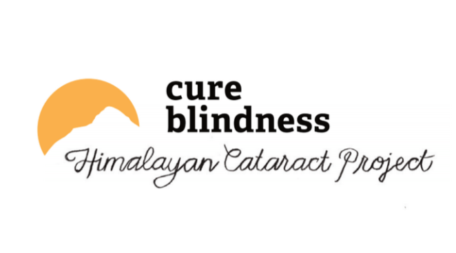 cure blindness logo